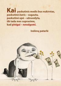 PinigaiNevalgomi